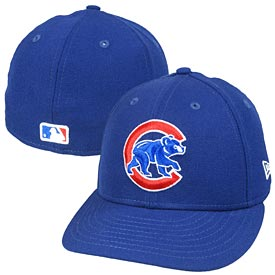 Chicago Cubs Walking Bear Low Profile 59FIFTY Fitted Cap