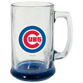 Chicago Cubs Highlight 15oz. Beer Stein