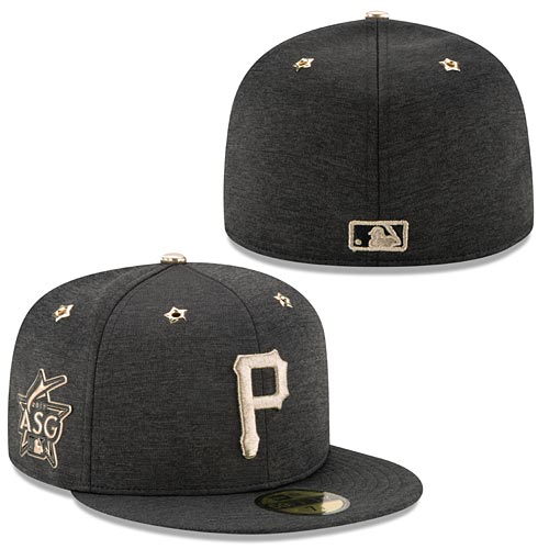 e95937f80b1 ... sale pittsburgh pirates 2017 all star game 59fifty fitted cap 4df3f  d9438
