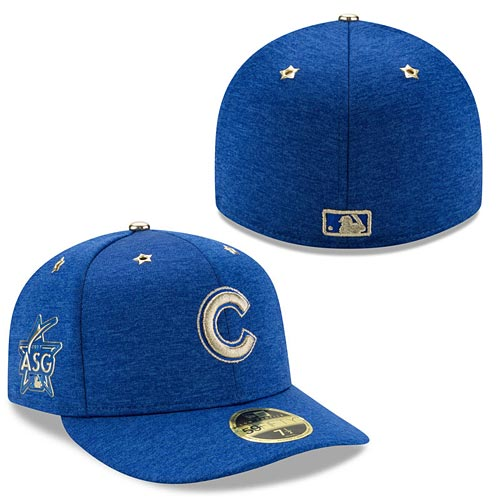 43c06c621da Chicago Cubs 2017 All Star Game Low Profile 59FIFTY Fitted Cap. Hover to  magnify image. CLOSE  X . Zoomed Image