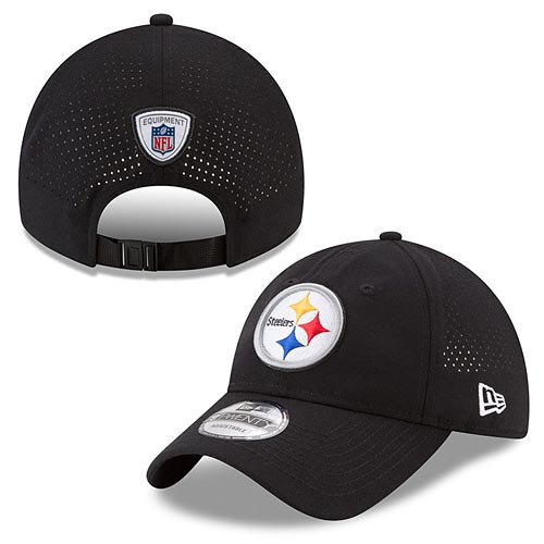 Pittsburgh Steelers 2017 Training Camp 920 Adjustable Cap 06182b38e04