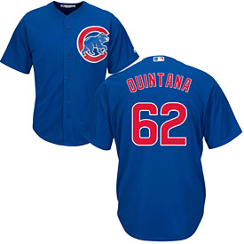 Chicago Cubs Jose Quintana Youth Alternate Cool Base Replica Jersey