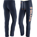 Chicago Bears Ladies Rally Open Hem Rewind Sweatpants