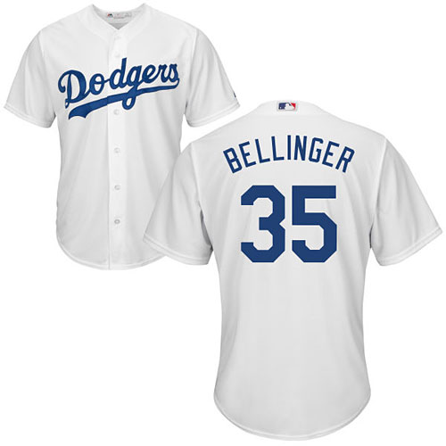 ca4952ca9 Los Angeles Dodgers Cody Bellinger Home Cool Base Replica Jersey
