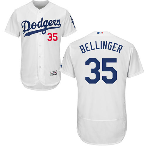 Los Angeles Dodgers Cody Bellinger Home Flexbase Authentic Collection Jersey c8b8c64bb94