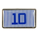 Chicago Cubs Ron Santo Retired Flag Lapel Pin