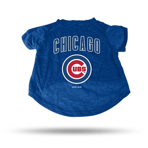 super popular 6dcf6 d5aee Chicago Cubs Dog T-Shirt