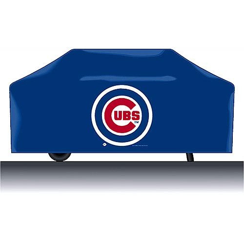 Chicago Cubs Heavy Duty Grill Cover