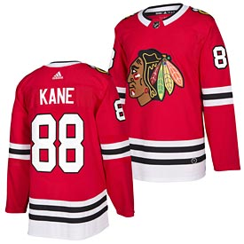 Chicago Blackhawks Patrick Kane adidas Home Authentic Jersey