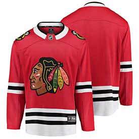 Chicago Blackhawks Breakaway Home Jersey