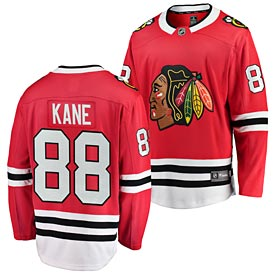 Chicago Blackhawks Patrick Kane Breakaway Home Jersey