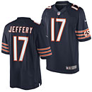 Chicago Bears Alshon Jeffery Limited Jersey