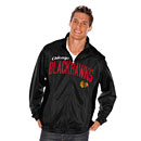 Chicago Blackhawks Walk Off Track Jacket