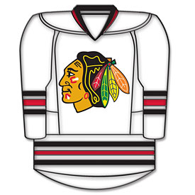Chicago Blackhawks Road Jersey Souvenir Pin