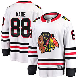 Chicago Blackhawks Patrick Kane Breakaway Road Jersey