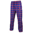 Chicago Cubs Acclaim Plaid Flannel Pajama Pants