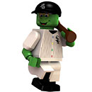 Chicago White Sox Southpaw Mascot Collectible Mini Figurine
