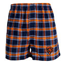 Chicago Bears Acclaim Flannel Boxers