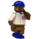 Chicago Cubs Clark the Mascot Collectible Mini Figurine