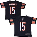 Chicago Bears Brandon Marshall Toddler Game Jersey