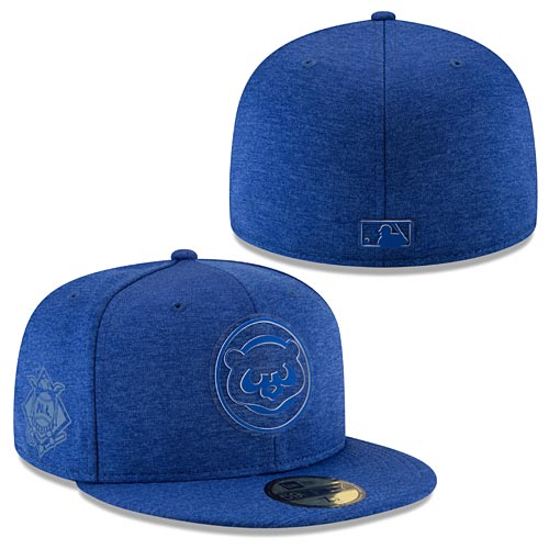 Chicago Cubs 2018 Clubhouse 59FIFTY Fitted Cap