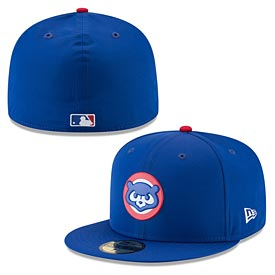 Chicago Cubs On-Field Batting Practice 59FIFTY Fitted Cap