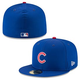 Chicago Cubs On-Field Batting Practice Alternate 59FIFTY Fitted Cap