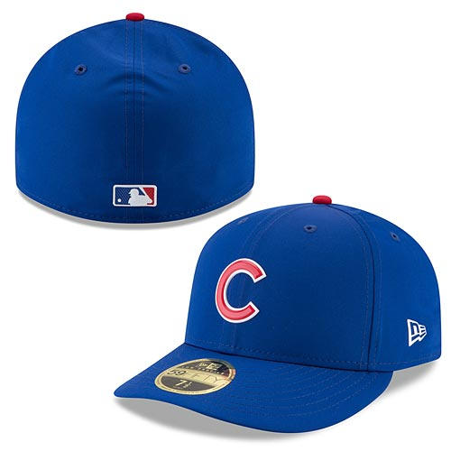 newest collection a48f9 3ae8b Chicago Cubs On-Field Batting Practice Alternate Low Profile 59FIFTY Fitted  Cap