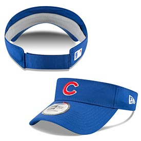 Chicago Cubs 2018 Clubhouse Adjustable Visor