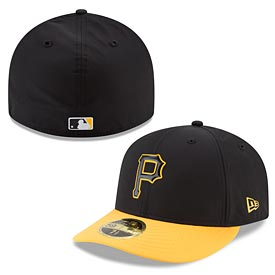 Pittsburgh Pirates 2018 On-Field Prolight Batting Practice Low Profile 59FIFTY Fitted Cap