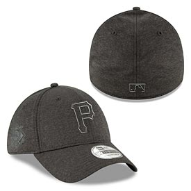Pittsburgh Pirates Youth 2018 Clubhouse 39THIRTY Flex Fit Cap