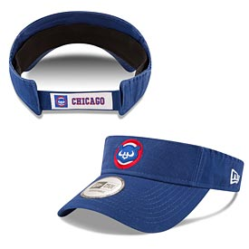 cd47db41 Chicago Cubs 1984 Logo Dugout Redux Adjustable Visor