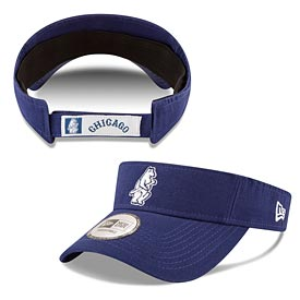Chicago Cubs 1914 Bear Dugout Redux Adjustable Visor
