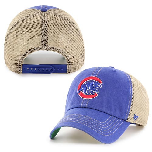 88f1bc9492a Chicago Cubs Trawler Cleanup Snapback Adjustable Cap