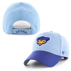 Chicago Cubs 1969 Two-Tone MVP Adjustable Cap