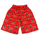 Chicago Blackhawks Youth Printed Boxers