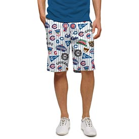 Chicago Cubs Mens Cooperstown Shorts