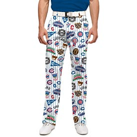 Chicago Cubs Mens Cooperstown Pants