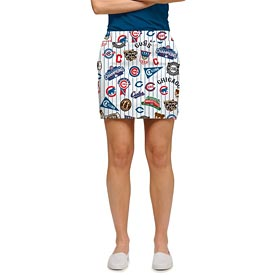 Chicago Cubs Ladies Cooperstown Skort