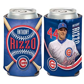 Chicago Cubs Antony Rizzo Can Cooler