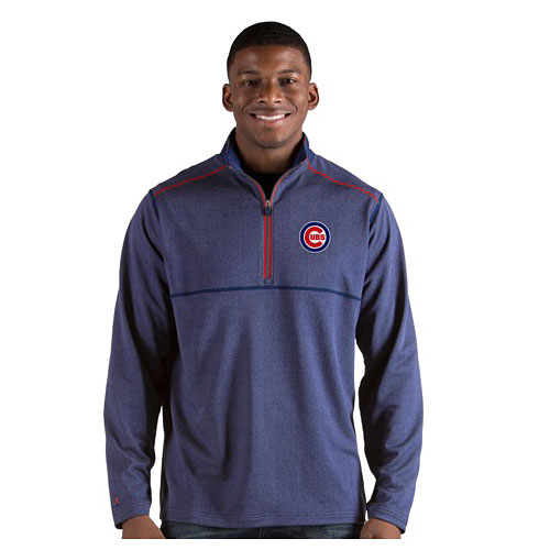 Chicago Cubs Prodigy 1/4 Zip Pullover Jacket