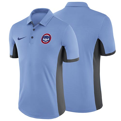 c60d4f75 Chicago Cubs Nike Cooperstown Franchise Polo