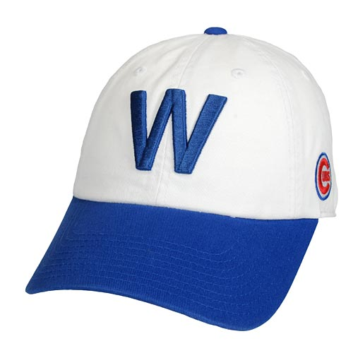 Chicago Cubs W Flag Ballpark Adjustable Cap 4f675fed7c3