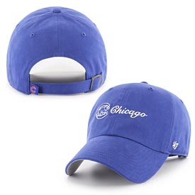Chicago Cubs Ladies Cohassett Cleanup Adjustable Cap 958192f85a4