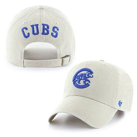 Chicago Cubs Ladies Portsmouth Clean up Adjustable Cap