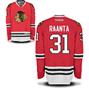 Chicago Blackhawks Antti Raanta Youth Red Premier Jersey w/ Authentic Lettering