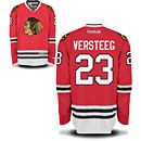 Chicago Blackhawks Kris Versteeg Youth Red Premier Jersey w/ Authentic Lettering