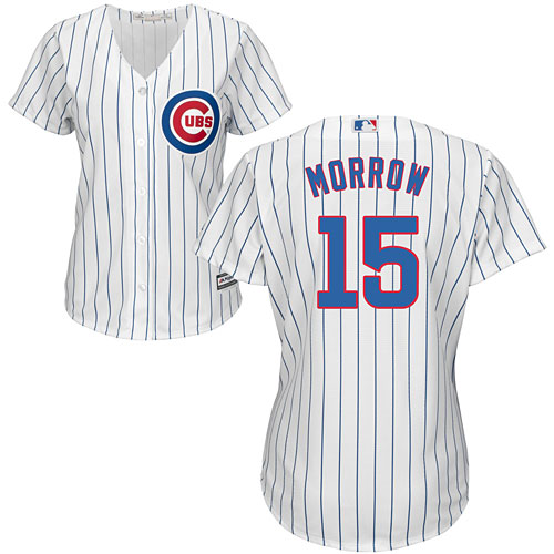 Chicago Cubs Brandon Morrow Ladies Home Cool Base Replica Jersey