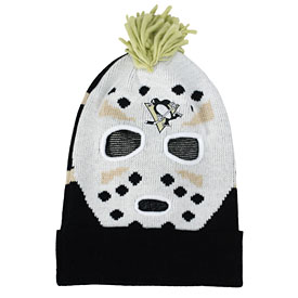 Pittsburgh Penguins Youth Hickory Mask Knit Hat