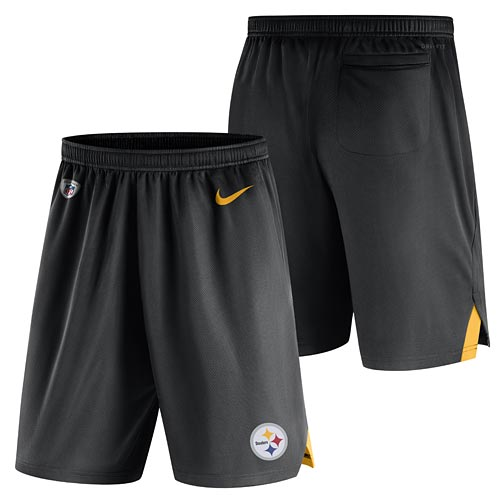 6e9826d2 Pittsburgh Steelers Nike Knit Shorts
